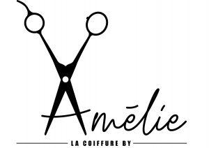 Logo La coiffure by Amelie coiffeuse