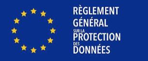 Logo RGPD politique de confidentialité