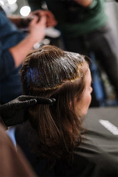 coiffeur coloriste teinture cheveux